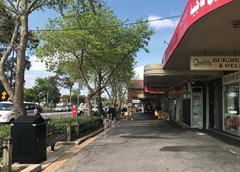 Dellwood Street, South Granville - Streetscape upgrades